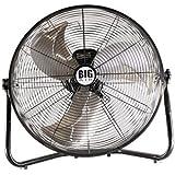 Big Air 20 High Velocity Floor Fan ES