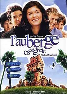 Amazon com: L'Auberge Espagnole (The Spanish Apartment