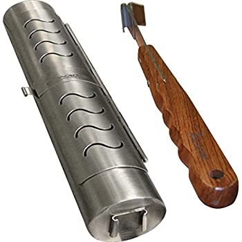 Amazon Com Montana Grilling Gear Patented Smokerin