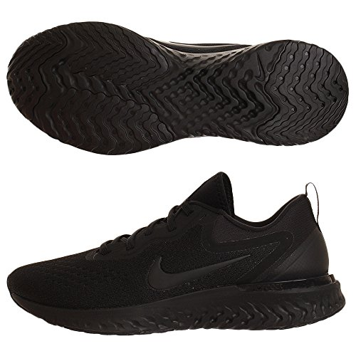 Homme 010 Noir black black Tition black Comp Running React Chaussures Nike Odyssey De a7n0F