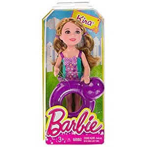 Kira W Whale Inner Tube Barbie Chelsea Friends Pool Collection Doll