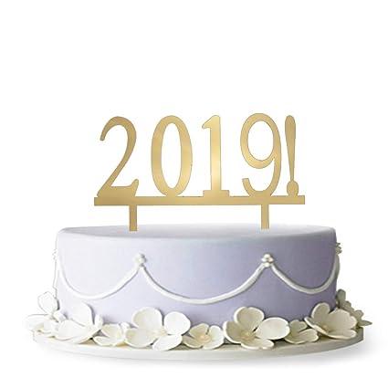 Amazon Com 2019 Cake Topper Graduation Cake Topper Grad Holidays