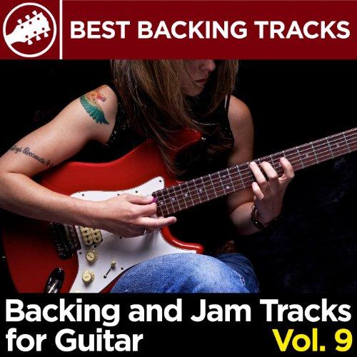 Backing and Jam Tracks for Guitar, Vol. 9