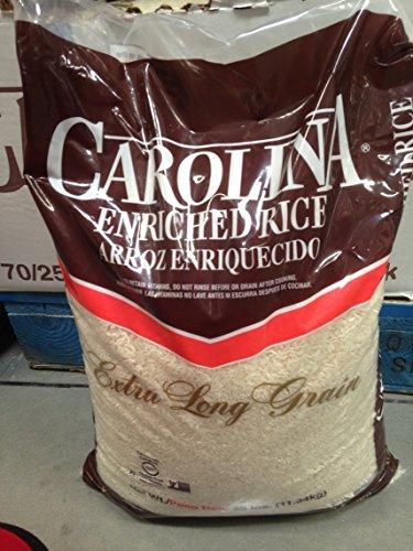Carolina long grain rice 25 LB (pack of 6) by Carolina