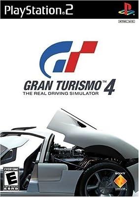 Sony Gran Turismo 4 Platinum - PS2 PlayStation 2 vídeo - Juego ...