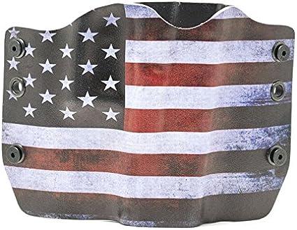 1911 OWB HOLSTER USA SLANTED RWB R/&R HOLSTERS