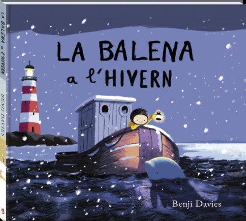 Balena d'hivern, la (Àlbums Locomotora) (Catalán) Tapa dura – 18 jul 2017 Benji Davies Balena d'hivern Andana Editorial 8416394393