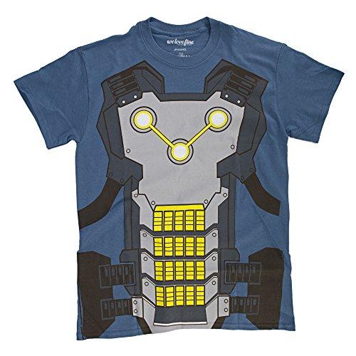 Guardians Of The Galaxy Rocket Starlord Drax Nova Costume T-shirts (Medium, (Marvel Nova Costume)