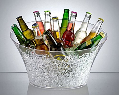 Prodyne AB-99 Wine Cooler, Clear