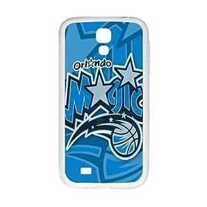 Orlando Magic NBA White Phone Case for Samsung Galaxy S4 Case
