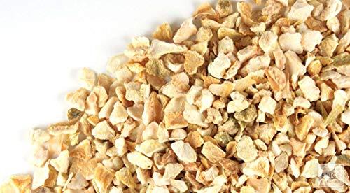 Dried Lemon Peel (Lemon Zest) Granules - For Salad Dressings, Cookies, Muffins, Pudding, Veggies, Potpourri -From Spain- 1 Lb (16 oz)