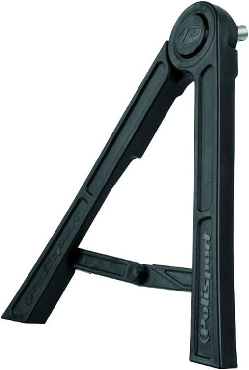 Polisport Tripod Multifit Triangle Stand (BLACK): Automotive