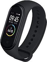 Relógio Inteligente Mi Band 4 Original Xiaomi Smartwatch Pulseira Versão Internacional Global Monitorização de...