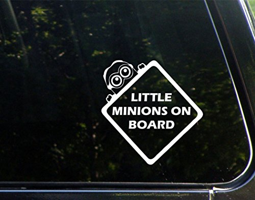 Little Minions On Board (6