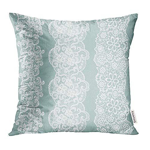 crochet edge pillow cases - 4