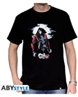 CASTLEVANIA - Tshirt Dracula homme MC black - basic