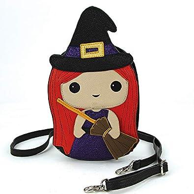 3e8604cfae Sleepyville Critters - Benevolent Witch Crossbody Bag  Amazon.co.uk  Shoes    Bags
