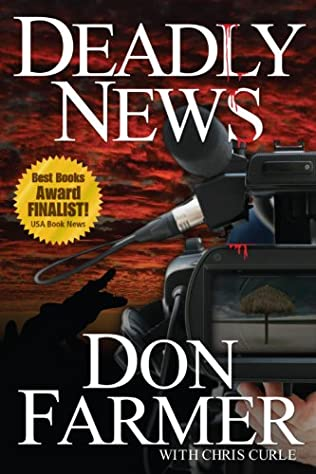 book cover of Deadly News
