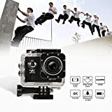 Acekool-4K-WIFI-Sports-Action-Camera-Ultra-HD-Waterproof-DV-Camcorder-16MP-170-Degree-Wide-Angle-2-Inch-LCD-Screen-with-2-pcs-Batteries