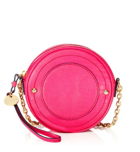 Juicy Leather Pink Couture (Juicy Couture Sierra Mod Leather Cross Body Bag, Pink)