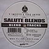 V. Smoove & Serg Sniper - Salute Blends (Blend Tracks) - AV8 - AV275