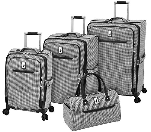 London Fog Cambridge II 4 Piece Set (Satchel, 20