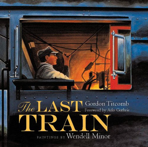 The Last Train by [Titcomb, Gordon]