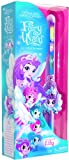 Of Dragons, Fairies, and Wizards Fairy Lily Hand Held Wand, Purple