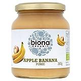Biona Organic Apple Banana Puree - 360g