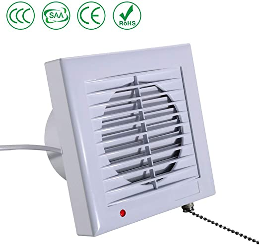 Ø 120mm Ventilador Extractor de baño airRoxy Planet Energy ...