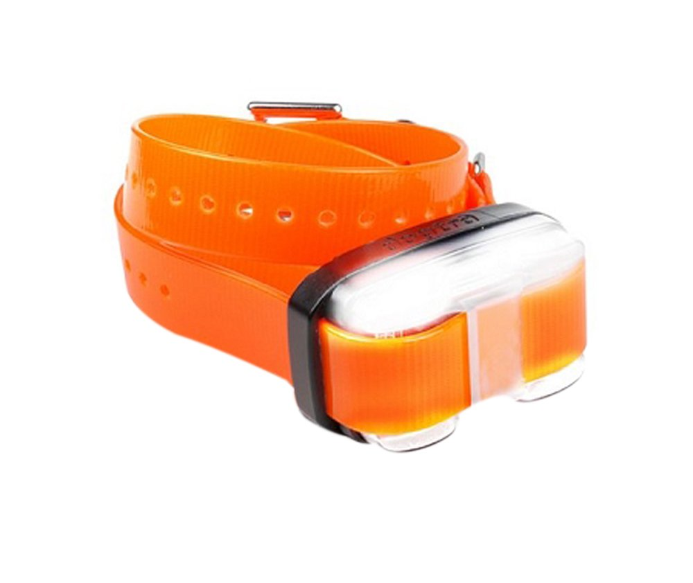 Dogtra Outdoor Yard Pet Dog EDGE 1 Mile Extra Collar orange