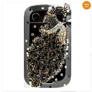 blackberry bold 9900 3d bling case