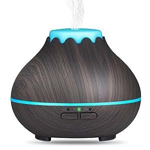 Amazon.com : Mini Aroma Essential Oil Diffuser, OliveTech