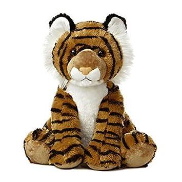 Amazon Com Aurora World Bengal Tiger Stuffed Toy Toys Games