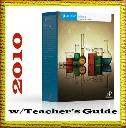 Lifepac Gold Science Grade 2 Boxed Set