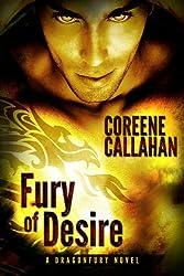 Fury of Desire (Dragonfury Series Book 4) (English Edition)
