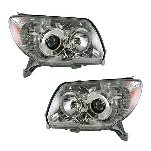 4runner Set Toyota - Headlights Headlamps Left & Right Pair Set for 06-09 Toyota 4Runner