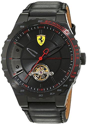 Ferrari Mens Watch Speciale Evo Automatic 0830366