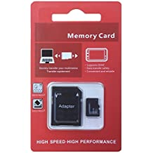 32GB High Speed Micro Memory card Transfer Speeds For Action Cameras, Phones, Tablets, and PCs - Class4