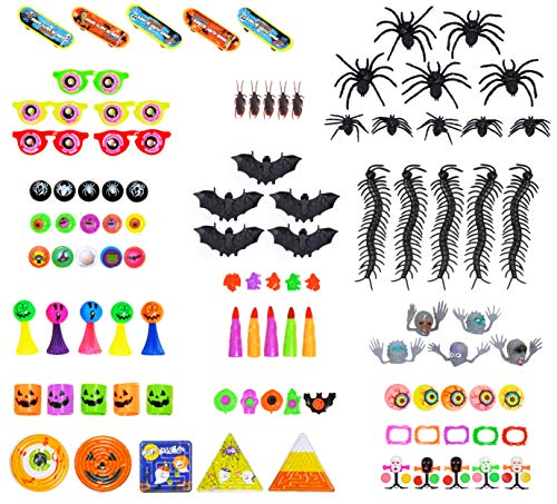 Halloween Party Favor Toys for Kids BIG 100