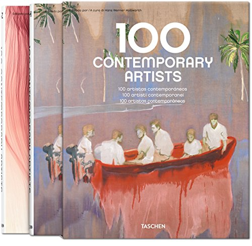 Descargar Libro 100 Contemporary Artists Hans W. Holzwarth