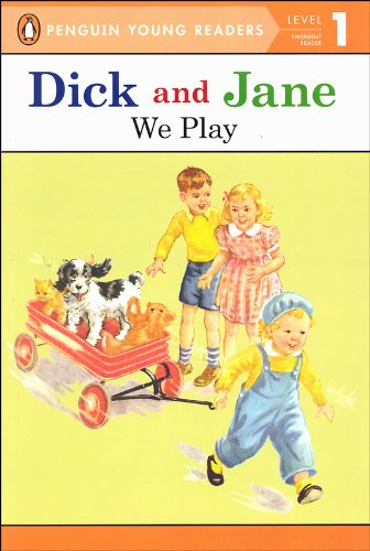Software : We Play (Read With Dick and Jane)