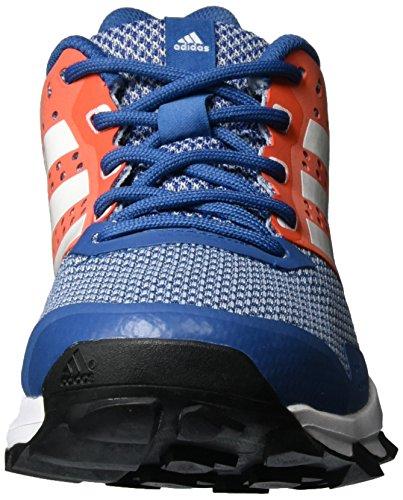 Adidas Duramo 7 Trail M, Zapatillas de Running para Hombre Azul (Core Blue/ftw White/energy)