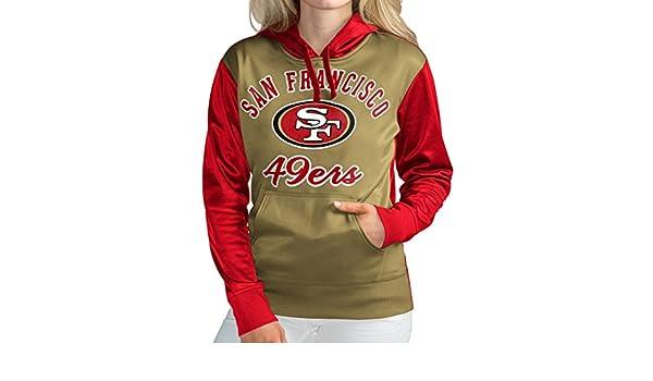 Amazon.com : San Francisco 49ers NFL Womens G-III
