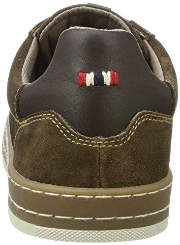 Napapijri Plus Brun Hommes Chaussures Les De taupe Baskets qwPUaw