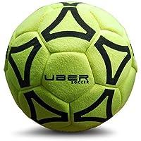 Uber Soccer Indoor Felt Soccer Ball - Sizes 3, 4, and 5 -...
