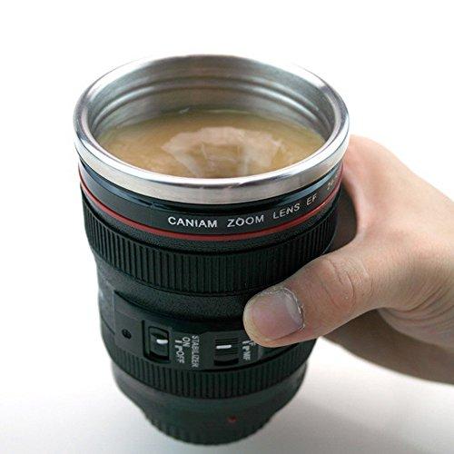 Self Stirring Coffee Mug,Travel coffee mug Electric Stir Stainless...