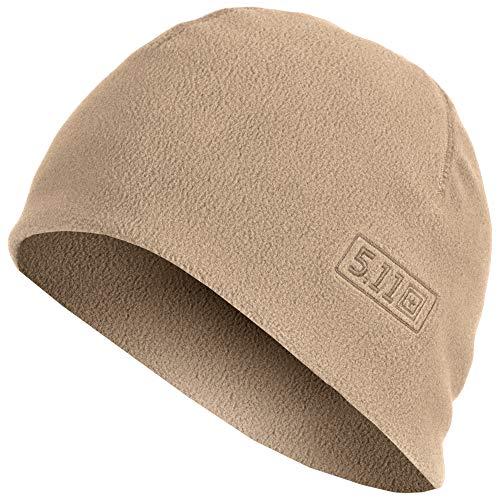 5.11 Tactical Watch Fleece Cap, Coyote Brown, Small/Medium ()