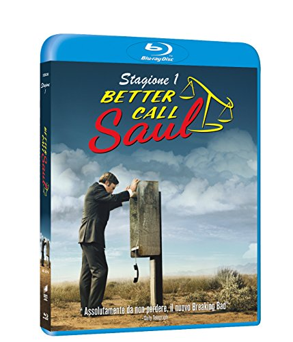 Better Call Saul - Stagione 01 -  Blu-ray