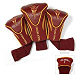 NCAA Contour Head Cover - Pack of 3 NCAA Team: Arizona State